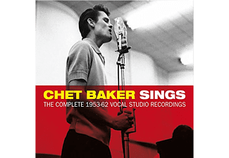 Chet Baker - Chet Baker Sings (CD)
