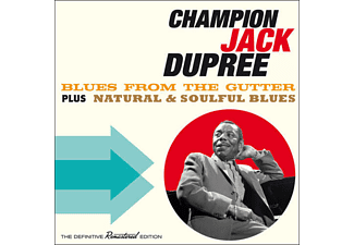 Champion Jack Dupree - Blues from the Gutter/Natural & Soulful Blues (CD)