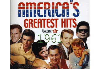VARIOUS - America's Greatest Hits 1961 - (CD)