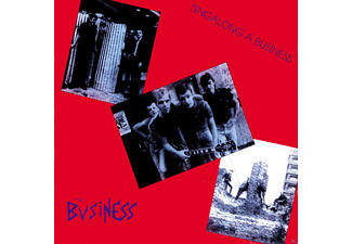 The Business - Singalong A Business - (CD)
