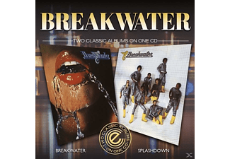 Breakwater - Breakwater/Splashdown - (CD)