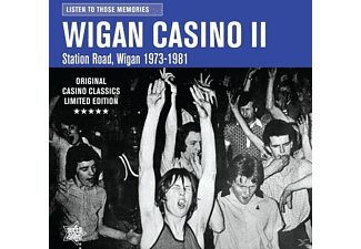 VARIOUS - Wigan Casino II/Station Road,Wigan 1973-81 - (Vinyl)