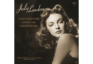 Julie London - Julie Is Her Name/Lonely Girl/Calendar Girl - (Vinyl)