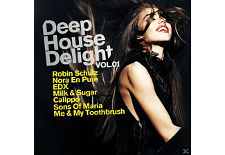 VARIOUS - Deep House Delight Vol.1 - (CD)