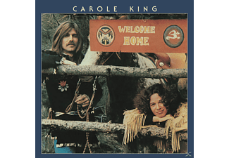 Carole King - Welcome Home - (CD)