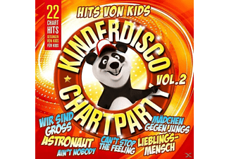 Chart Kids - KINDER DISCO CHARTPARTY VOL. 2 - (CD)