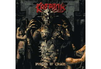 Kreator - Hordes of Chaos - (LP + Bonus-CD)