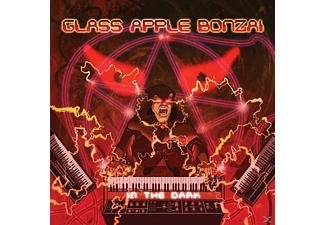 Glass Apple Bonzai - In The Dark - (CD)