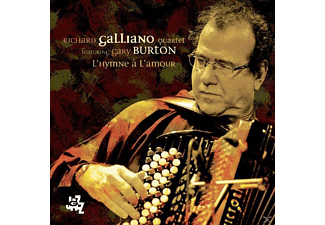 Richard Quartet Galliano - L'Ymne A L'Amour - (CD)