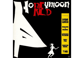 Lydia Lunch - Honeymoon In Red - (Vinyl)