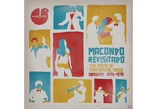 VARIOUS - Macondo Revisitado - (LP + Bonus-CD)