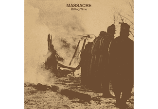 Massacre - Killing Time - (Vinyl)