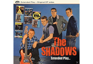The Shadows - Extended Play...Original EP Sides - (CD)
