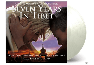 OST/VARIOUS - Seven Years In Tibet (LTD Snow Whit - (Vinyl)