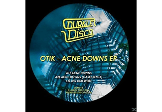 Otik - Acne Downs EP - (Vinyl)
