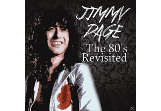 Jimmy Page - The 80's Revisited - (CD)