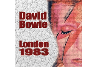David Bowie - London 1983 - (CD)