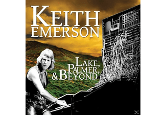 Keith Emerson - Lake,Palmer,And Beyond - (CD)
