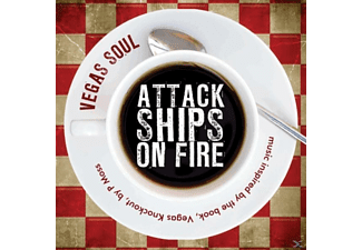 Attack Ships On Fire - Vegas Soul - (CD)