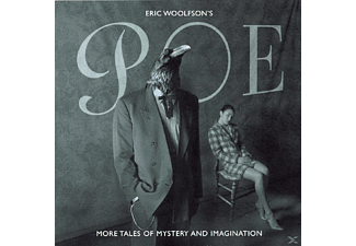 Eric Woolfson - Poe-More Tales Of Mystery & Imagi - (Vinyl)