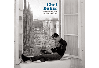 Chet Baker - Italian Movie Soundtracks (Vinyl LP (nagylemez))
