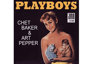 Chet Baker, Art Pepper - Playboys (Vinyl LP (nagylemez))