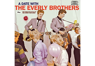 The Everly Brothers - A Date with the Everly Brothers/The Fabulous Style of the Everly Brothers (CD)