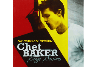 Chet Baker - Chet Baker Sings Sessions (CD)