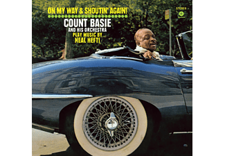 Count Basie - On My Way and Shoutin' Again (Vinyl LP (nagylemez))