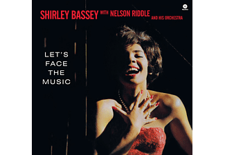 Shirley Bassey - Let's Face the Music (High Quality Edition) (Vinyl LP (nagylemez))