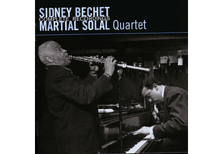 Sidney Bechet, Martial Solal - Complete Recordings (CD)