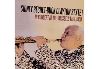 Sidney Bechet, Buck Clayton Sextet - In Concert at the Brussels Fair, 1958 (CD)