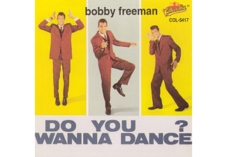 Bobby Freeman - Do You Wanna Dance? (CD)