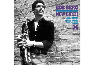 Bob Berg - New Birth (Remastered Edition) (CD)