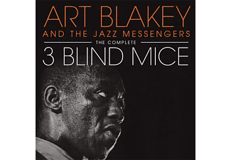 Art Blakey & The Jazz Messengers - Complete Three Blind Mice (CD)