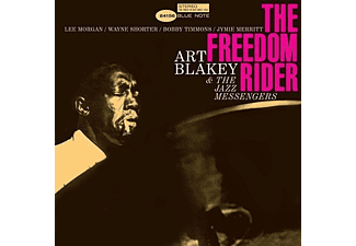 Art Blakey & The Jazz Messengers - Freedom Rider (High Quality Edition) (Vinyl LP (nagylemez))