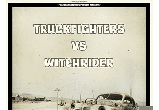 Truckfighters vs. Witchrider - The Return Of The Fuzzsplit Vol.1 - (Vinyl)