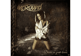 Incround - Down on your knees - (CD)