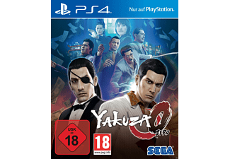 Yakuza Zero - PlayStation 4