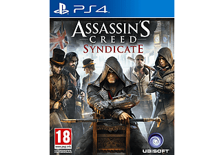 Assassin s Creed Syndicate Standard Edition PS4