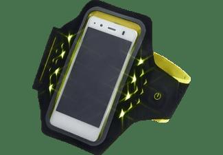 HAMA Sport Armband met Led XXL Geel