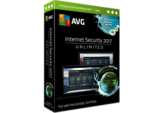 AVG Internet Security 2017 - Special Edition
