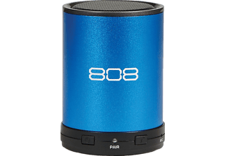808 Canz Plus, Bluetooth Lautsprecher, Blau