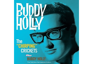 Boddy Holly - Chirping Crickets/Buddy Holly (CD)