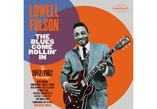Lowell Fulson - Blues Come Rollin' In (CD)