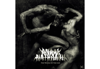 Anaal Nathrakh - The Whole Of The Law - (Vinyl)