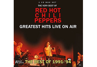 Red Hot Chili Peppers - Greatest Hits Live On Air 1991-94 - (CD)