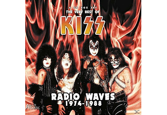 Kiss - Radio Waves 1974-1988-The very best of Kiss - (CD)