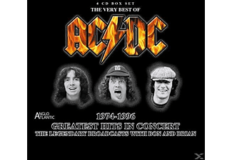 AC/DC - Greatest Hits in Concert 1974-96 - (CD)