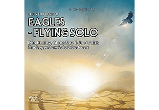 Eagles - Flying Solo-Legendary Solo Broadcasts - (CD)